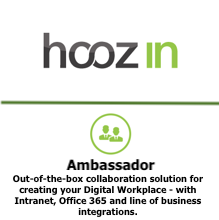 Hoozin Digital Workplace and Collaboration Solution